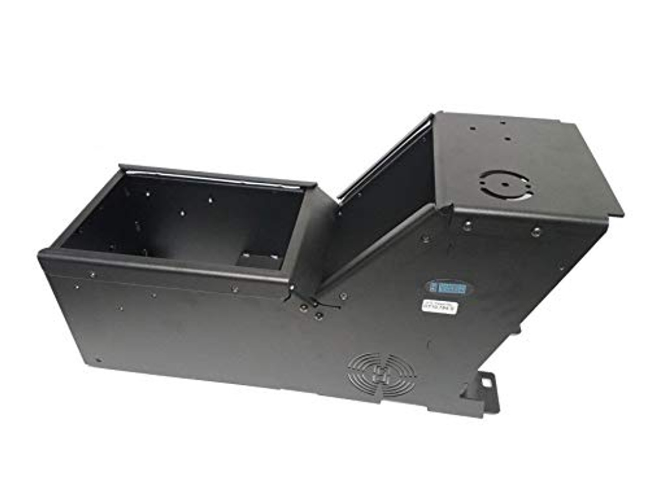 2012-2014 Console Box -Ford - Utility PI. Includes 3 faceplates and 3 Filler Panels. | 0309X8X240M