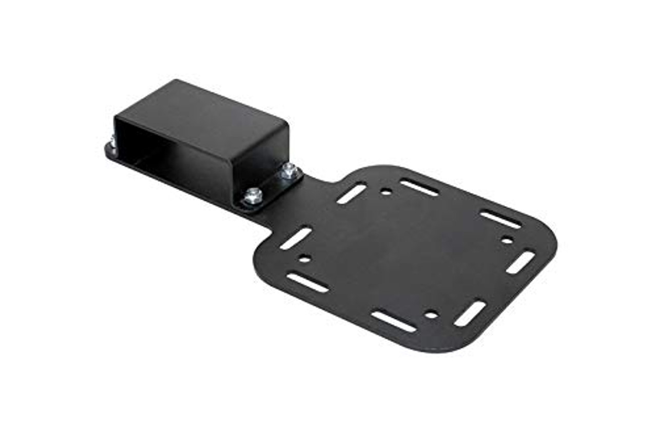 Power supply Mount - Attach this mount between the docking station and clevis. Accommodates most LIND power supplies and Panasonic docks: CF31, H2, M1, G1, B1; Getac docks: B300, S400, F110, V110, T800 | 0309X945NLA