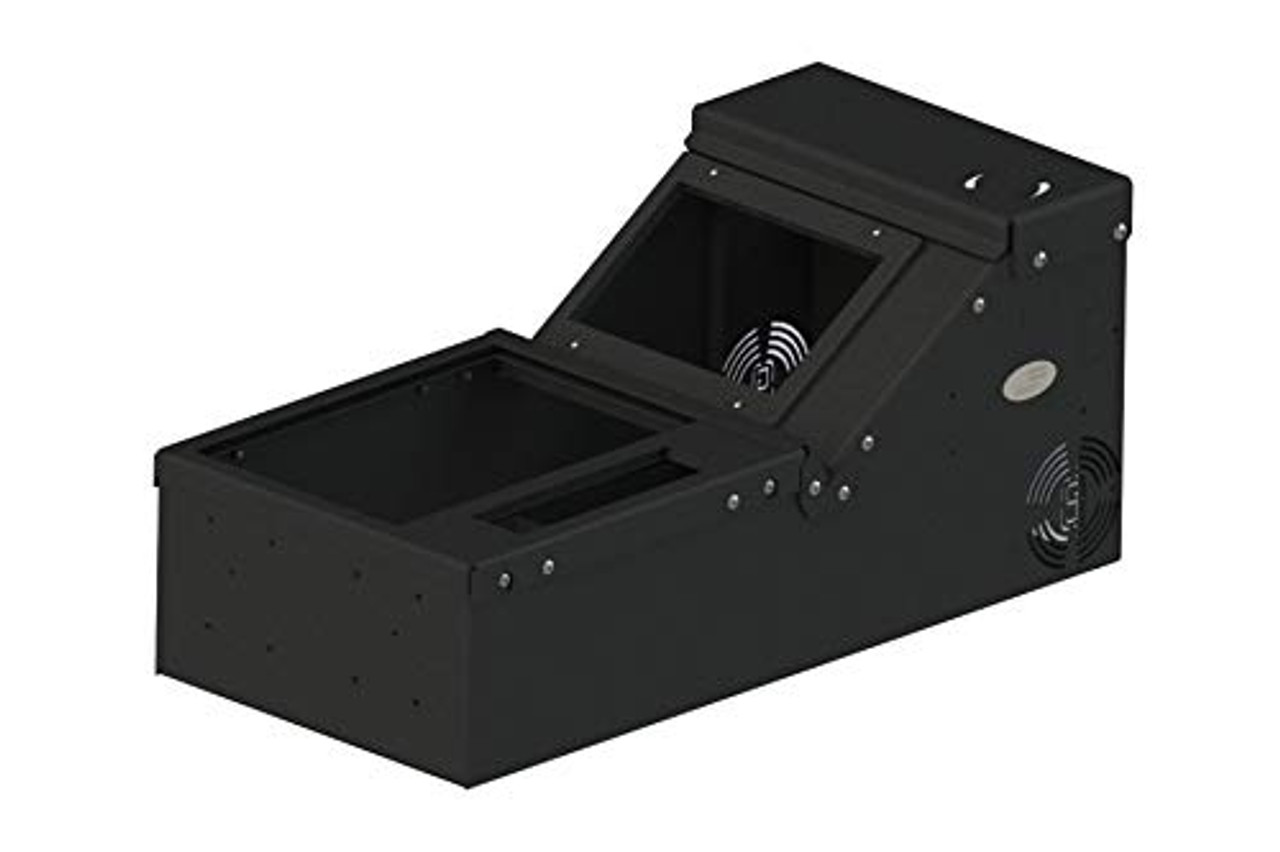 Console Box - Wide Body; Includes 3 faceplates and 3 Filler Panels. (7160-0894) | 0401XSW9HNX