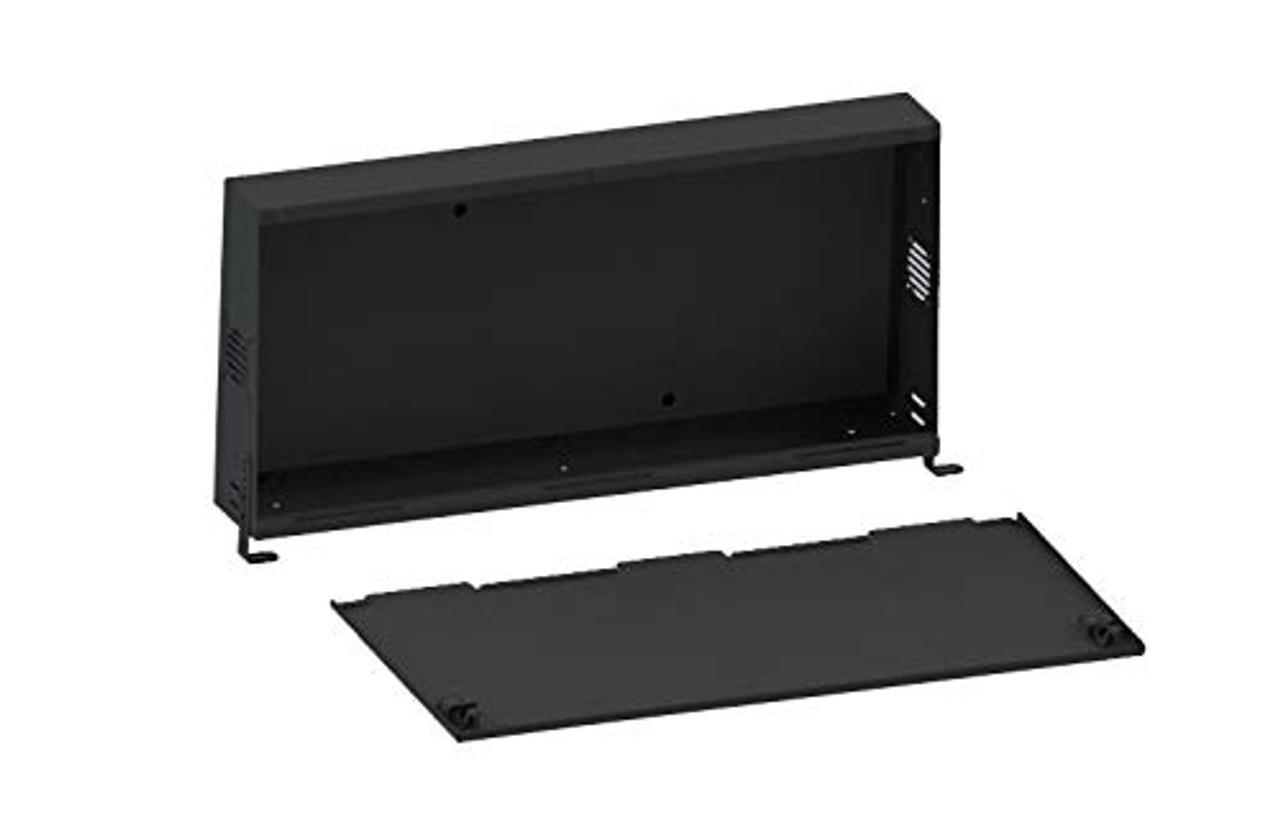 "Storage Box for Electronic Equipment in SUV's 18"" H x 38"" W x 6"" D 