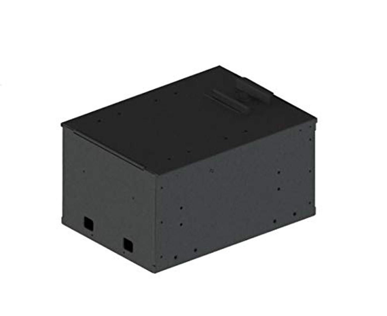 Small 9 Inch Tall Workstation Box | 0309X8VN7H5