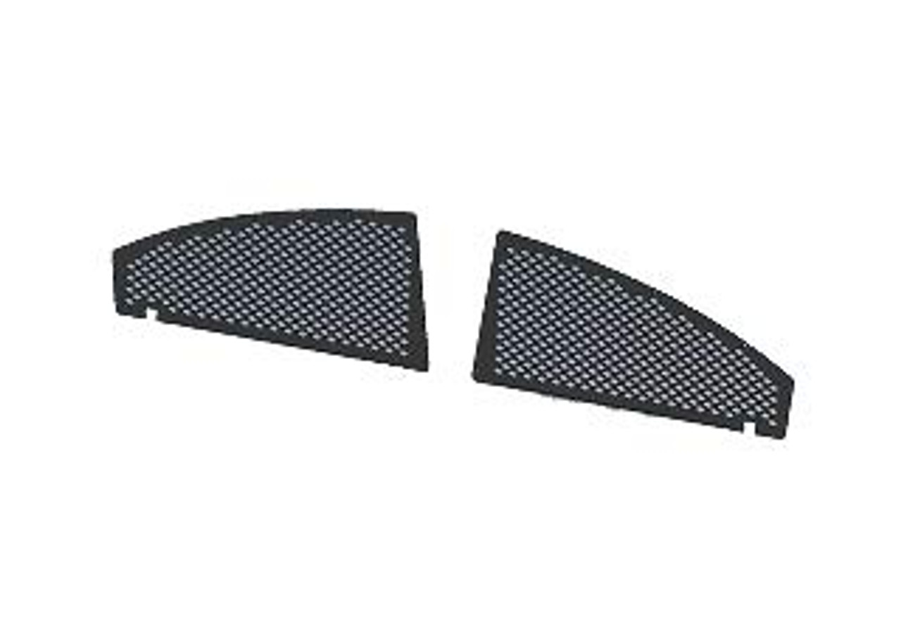MESH Window Guards - Charger 2011+ PREC. P/N: WG-3CHG (7160-1139) | 0401XT0BL4C