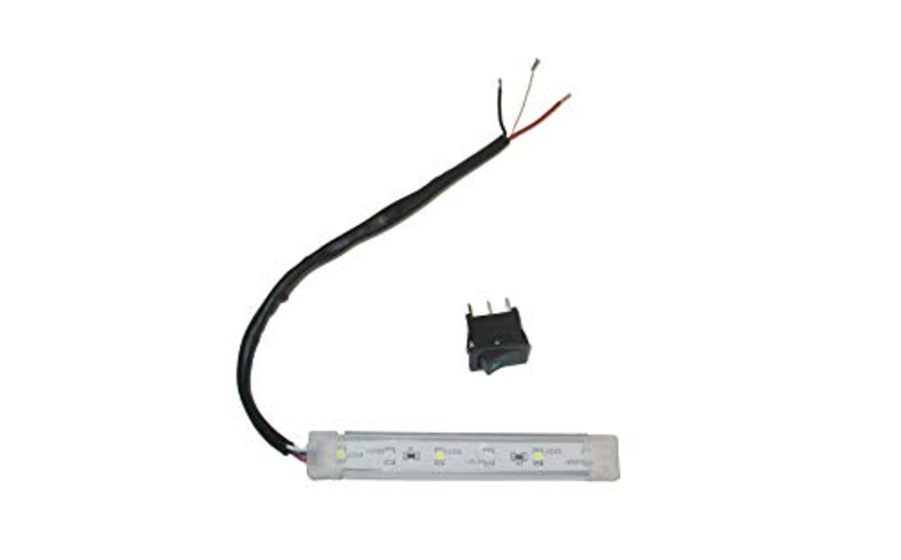 Workstation 4 Inch LED Light Assembly (7160-0978) | 0402XW4OP83
