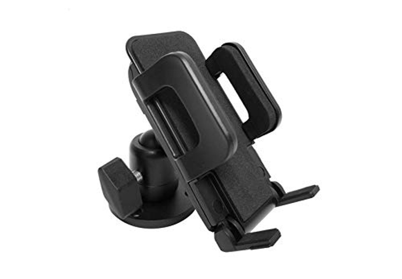 Cell Phone Holder - Round Base for Permanent mounting | 0309X8PTKYD