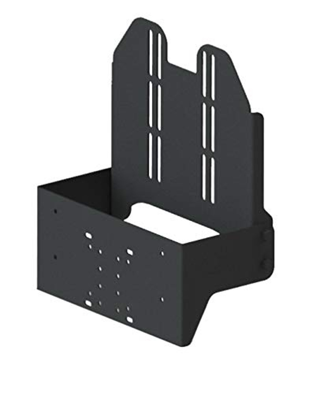"""Vertical Tablet Keyboard Mount. AMPS, 2.5"""" Square, 75 mm VESA and 2.7"""" Hole Pattern to Attach Keyboard (7160-1257) 