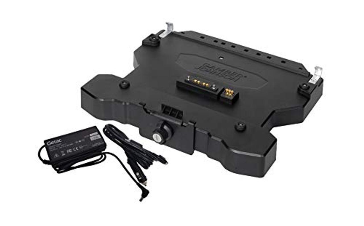 KIT: Getac S410 NO RF Cradle (7160-0791-00) and 120W Getac Power Adapter (#17057) (7170-0538) | 0407X6V1VVA