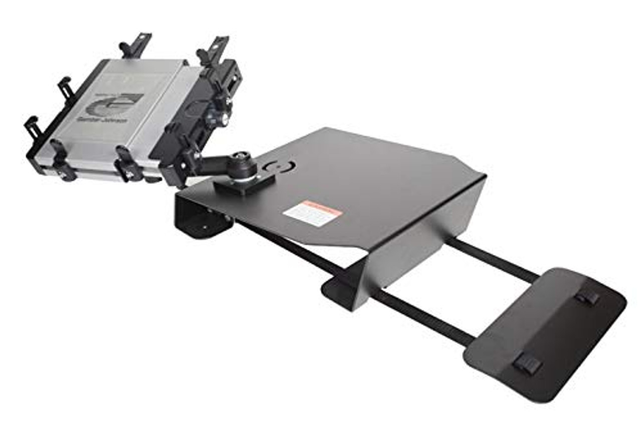 """Seatmount with 6"""" Articulating Arm and Notepad V-LT 