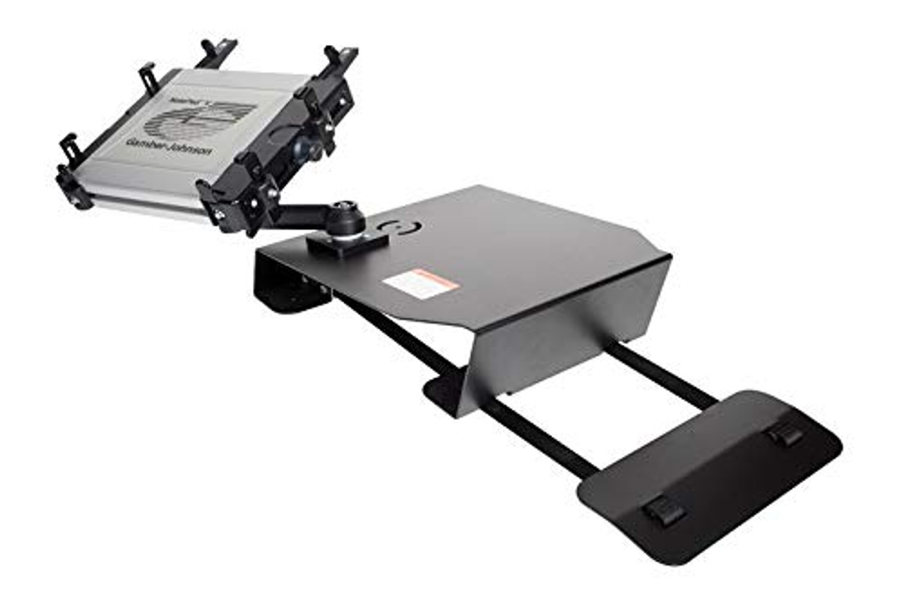 "Seatmount with 6"" Articulating Arm and Notepad V (7170-0193) 