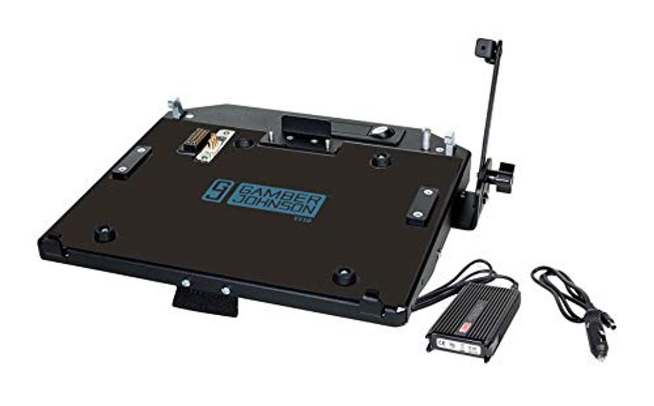 KIT: Getac V110 TRI RF Dock (7160-0515-03) and Lind Power Adapter (#15110) (7170-0243) | 0407X6VCKBG