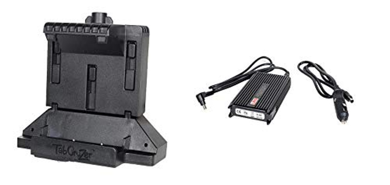 KIT: Getac T800 N0 RF Cradle (7160-0583-00) and Lind Power Adapter (#15110) (7170-0246) | 0420XXZ5AQV