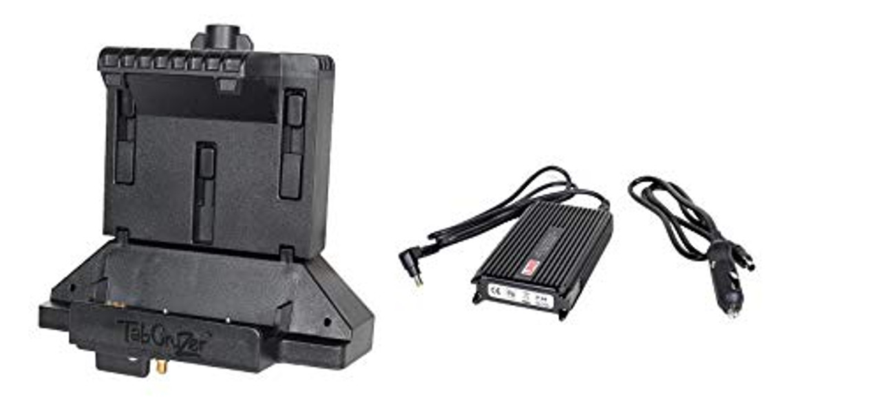 KIT: Getac T800 TRI RF Cradle (7160-0583-03) and Lind Power Adapter (#15110) (7170-0247) | 0309X8US9DI