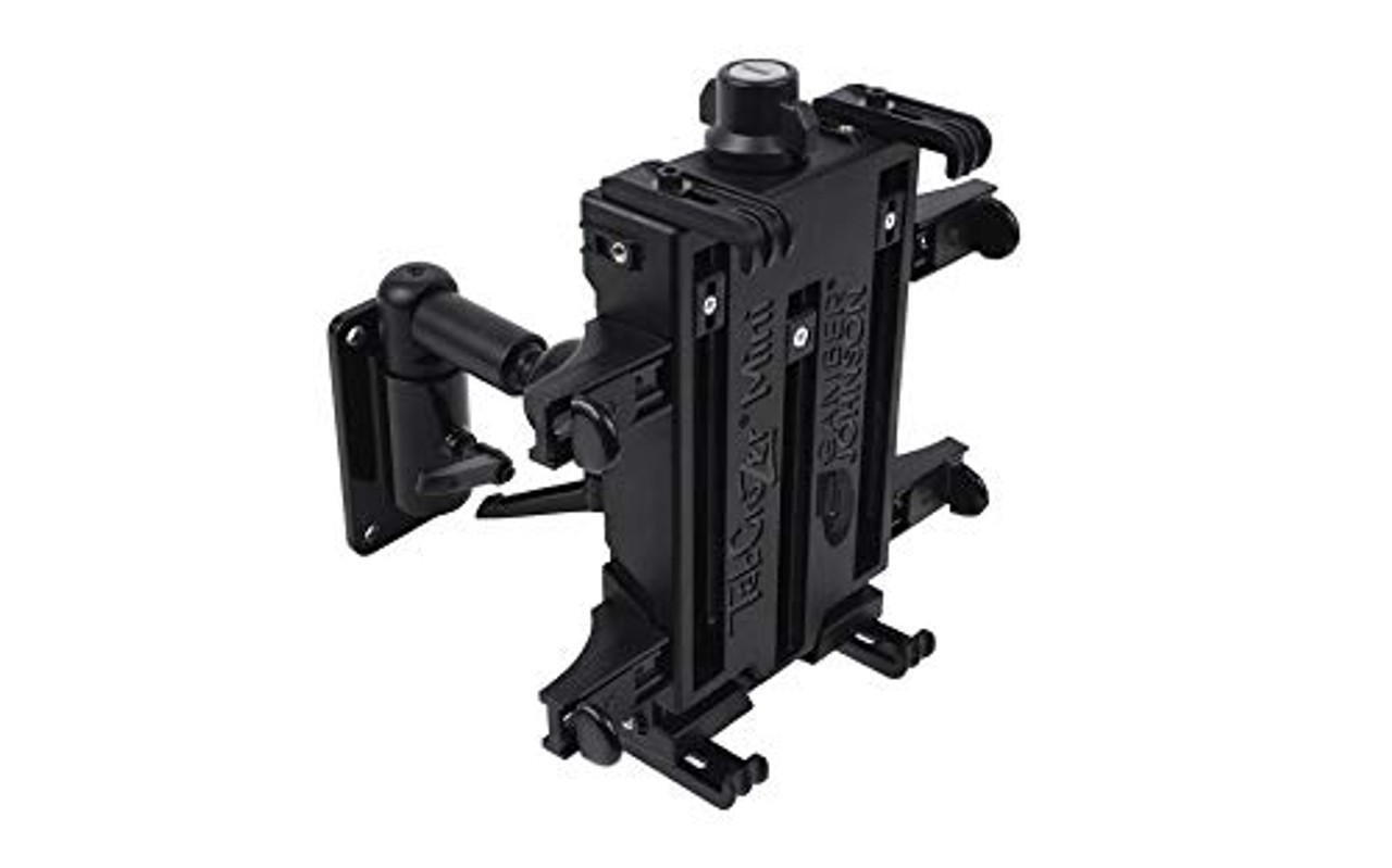 TABCRUZER Mini Rotating Wall Mount KIT. Includes 7160-0774 TabCruzer Mini Universal Tablet Cradle and 7170-0595 Light-Duty Rotating Wall Mount (7170-0603) | 0414XL5A5M7
