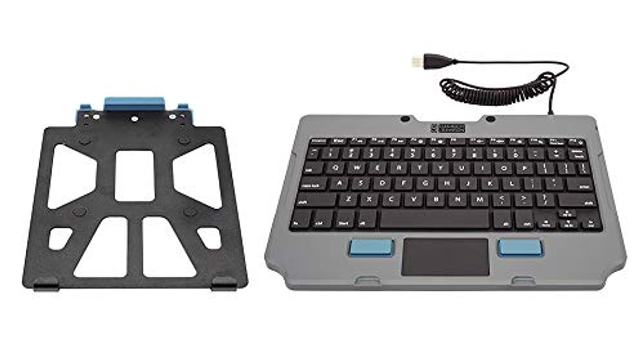 KIT: Rugged Lite Keyboard and Quick Release Keyboard Cradle (7170-0817-00) | 0410XDZJ7IJ