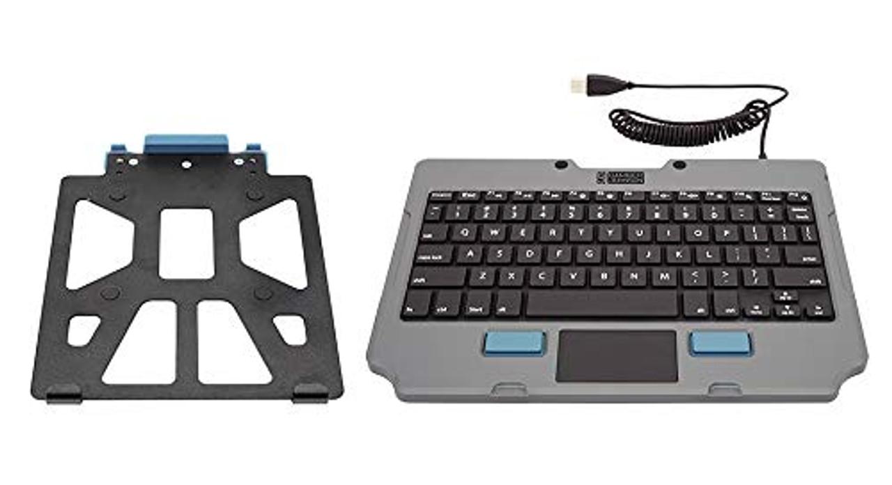 KIT: Rugged Lite Keyboard and Quick Release Keyboard Cradle (7170-0817-00) | 0410XDZJ7IJ