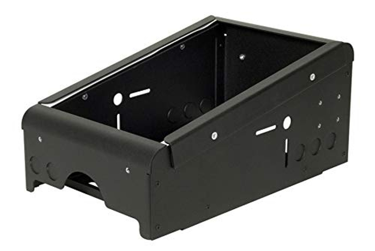 Low Profile Console Box. Includes 3 faceplates and 3 Filler Panels. | 0309X8U6U40
