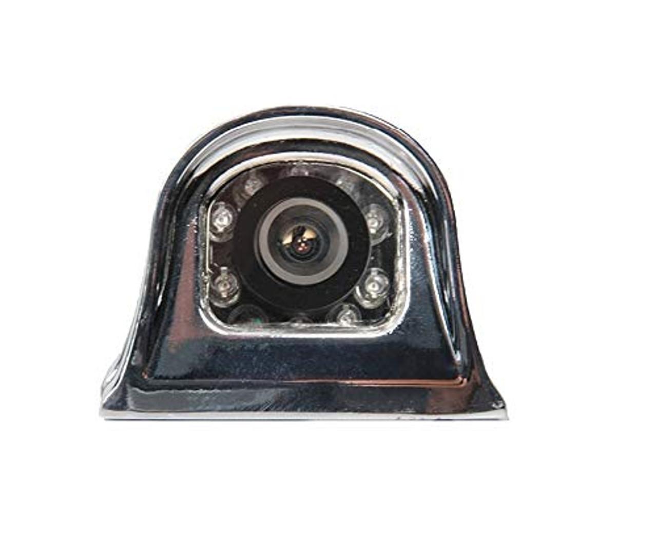 Chrome Left Side Camera, 33' Cable, RCA Adapter | 1016VYNX6FE