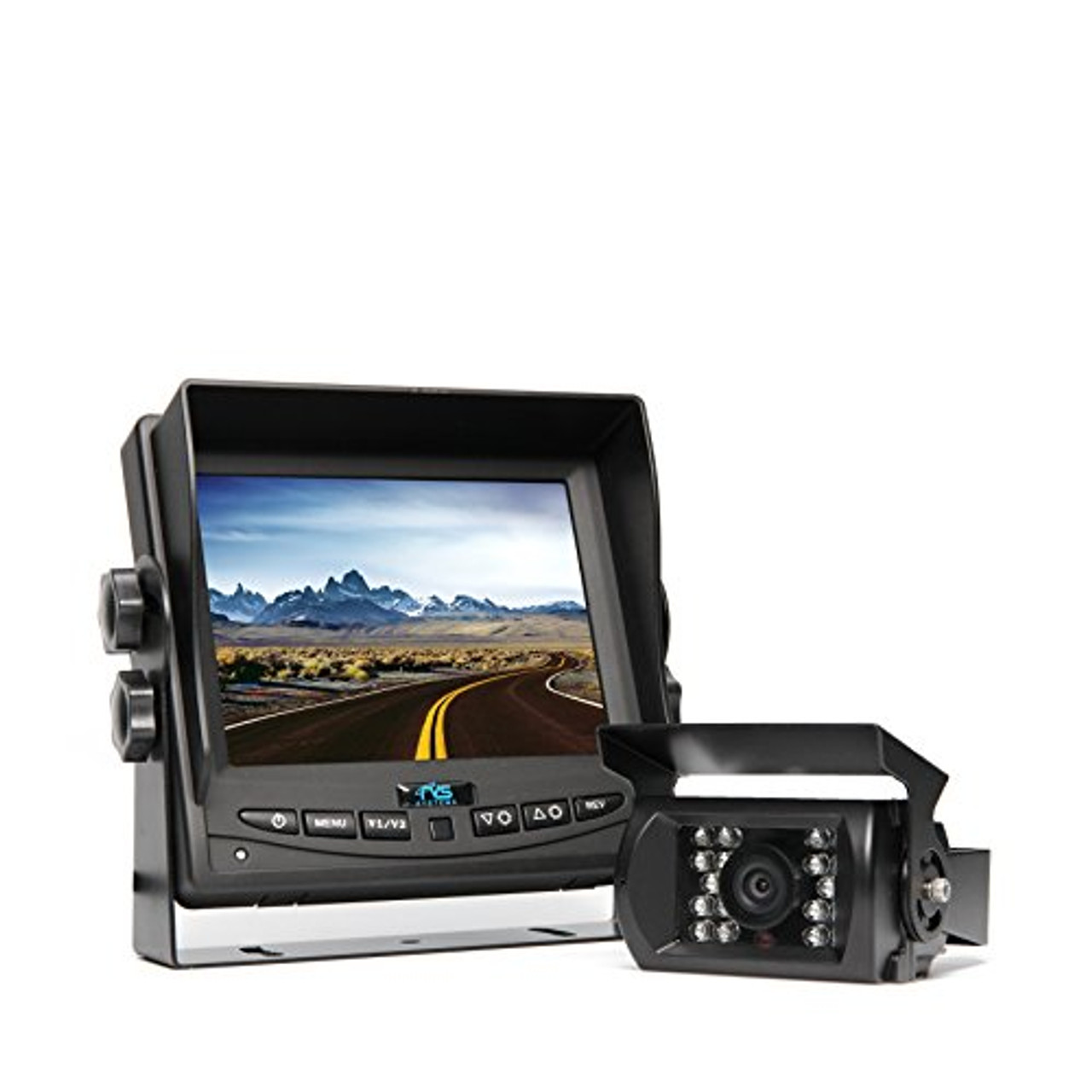 Rear View Camera System - One Camera Setup with 5.6'' Monitor RVS-7706033 | 0927VR6LLWC