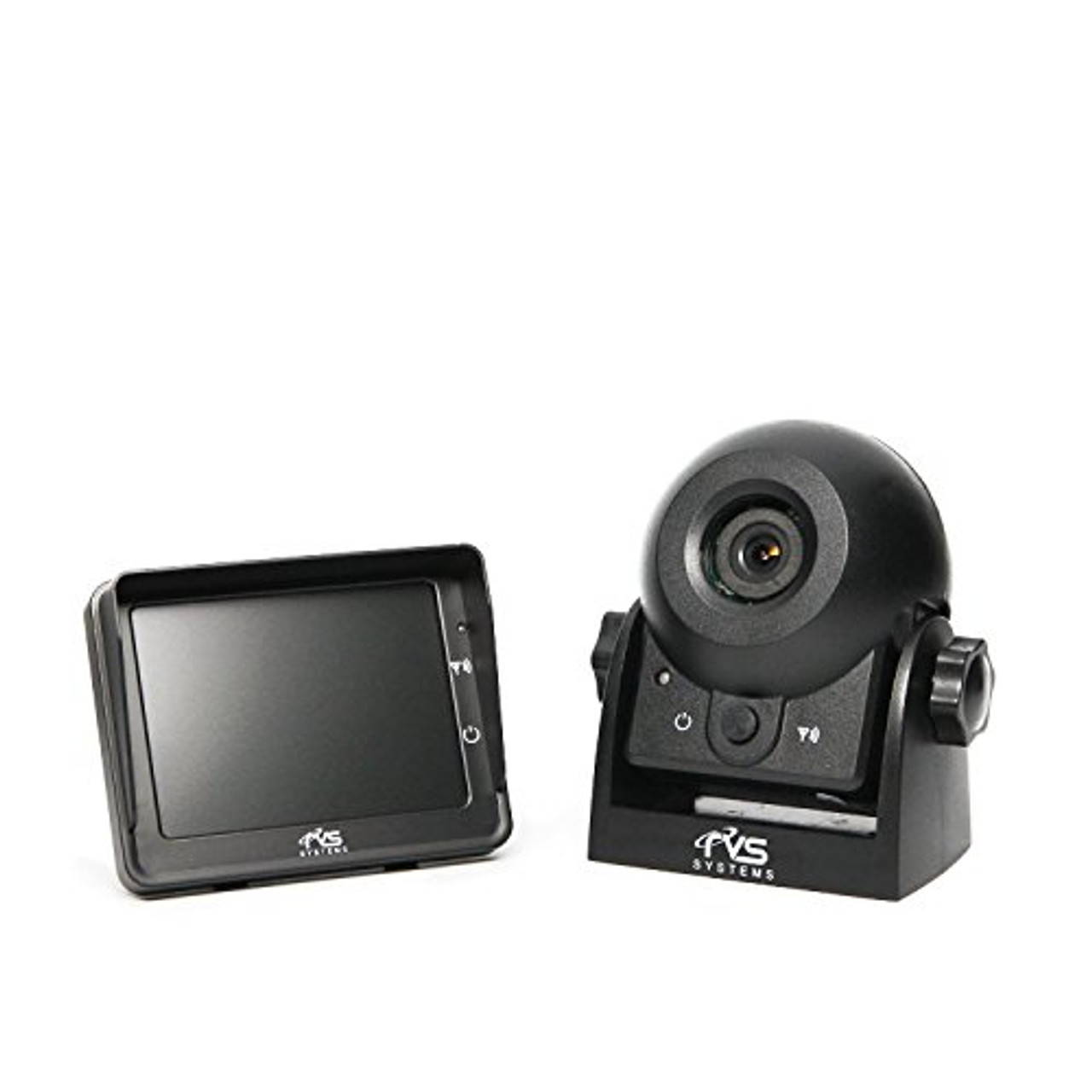 Rear View Safety RVS-83112 Video Camera with 3.5-Inch LCD (Black) | 0211XKUTDY7