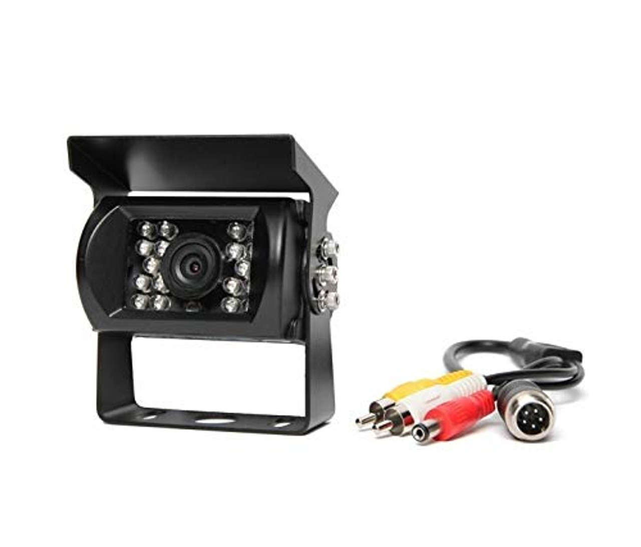 Rear View Safety 130 Degree Camera W/ 18 Infra-Red Illuminators RVS-771 (RVS-771) | 0927VRJJCHZ