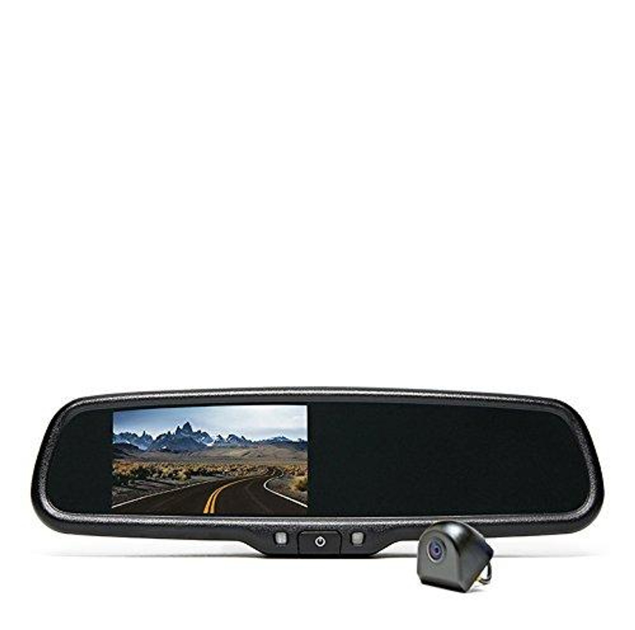 Backup Camera System for Pickup Trucks, 33' Cable