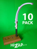 HIZAP Insulated Fence Extender - 10 Pack