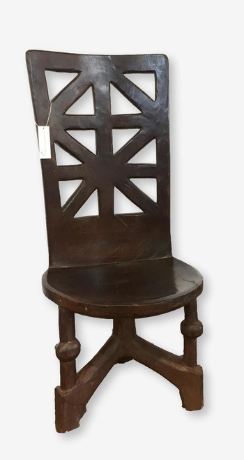 Makonde Chair, Tanzania /  Mozambique