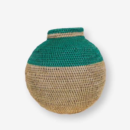 Buhera Basket Green, Zimbabwe 1