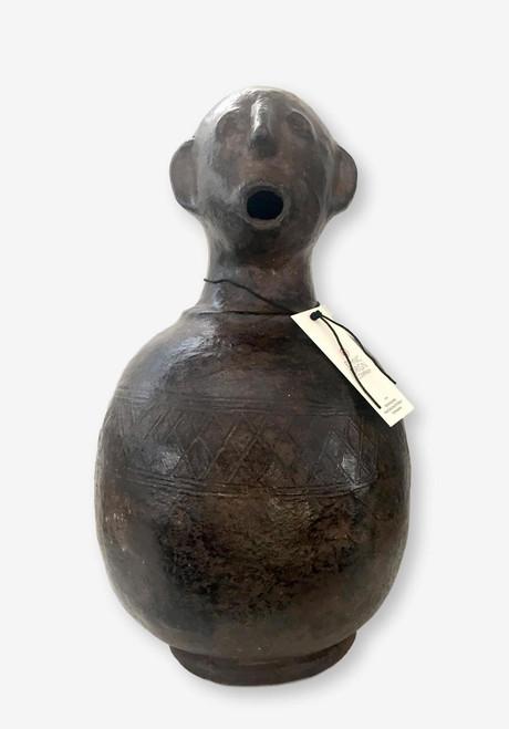 Copy of Mangbetu Pot Male, Democratic Republic of Congo