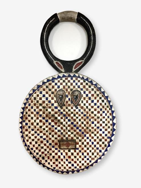 Baule Mask / Goli Mask Large, Ivory Coast