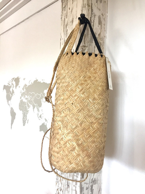 Rattan Backpack | Kalimantan, Borneo