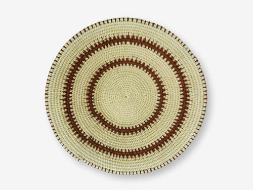 Swazi Sisal Handmade Small Basket #2, Zimbabwe
