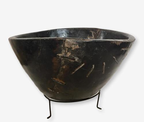 Large Fulani Bowl Vintage, Sub Saharan Region