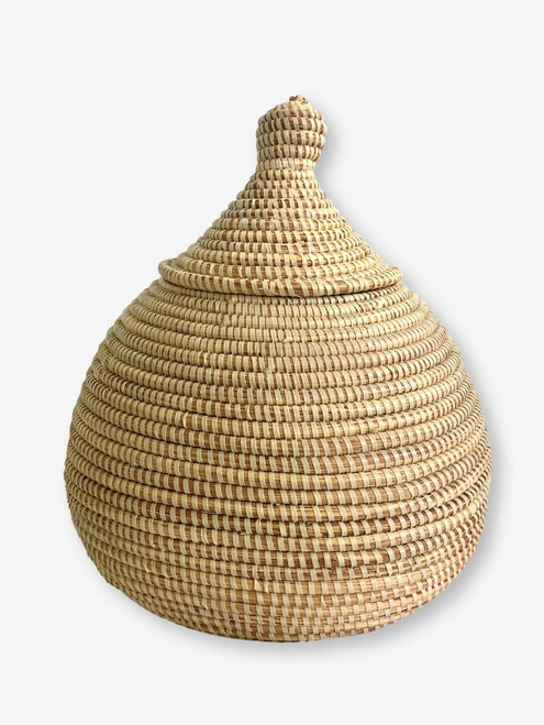Wolof Basket Gourd, Senegal