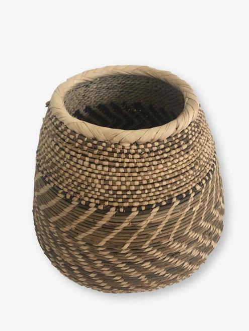 Tonga Basket Gourd #1, Zimbabwe