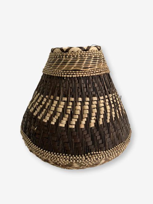 Tonga Basket Gourd #2, Zimbabwe