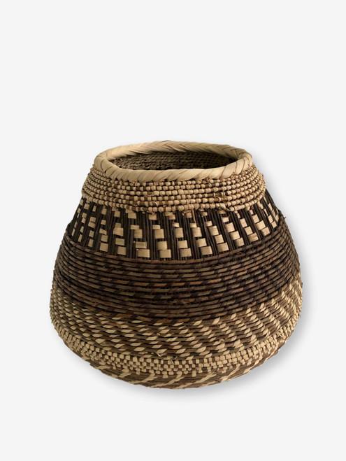 Tonga Basket Gourd #4, Zimbabwe