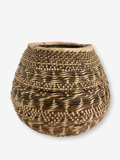 Tonga Basket Gourd #5, Zimbabwe