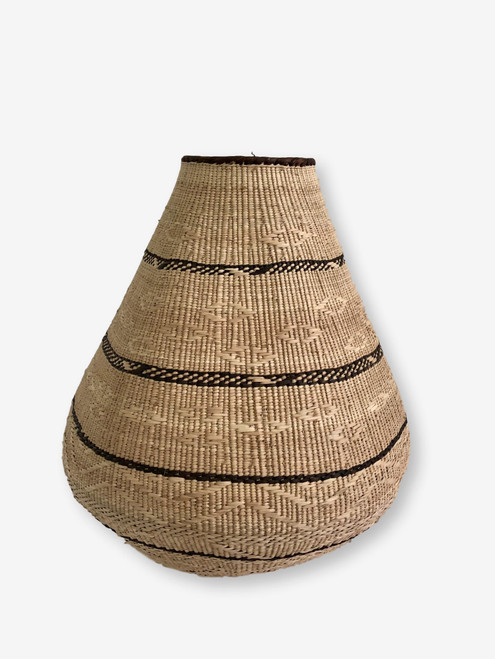 Binga / Tonga Gourd #3, Zimbabwe