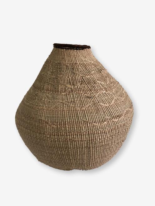 Binga / Tonga Gourd #4, Zimbabwe