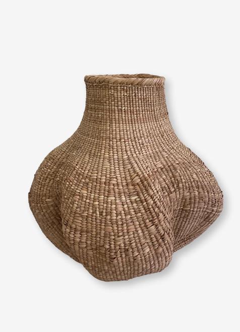 Garlic Buhera Gourd Basket, Zimbabwe