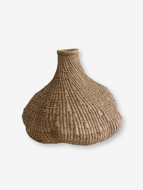 Garlic Buhera Gourd Basket Small,  Zimbabwe