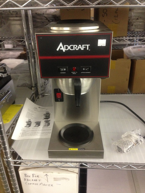 ADCRAFT CBS2 COFFEE BREWING SYSTEM