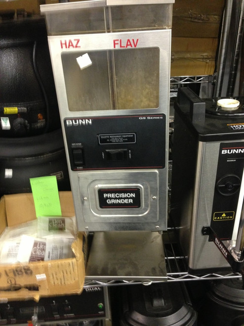 BUNN G92HD COFFEE GRINDER