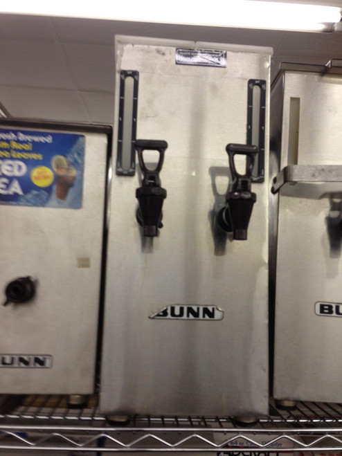 BUNN TD4TDR ICED TEA/COFFEE DISPENSER