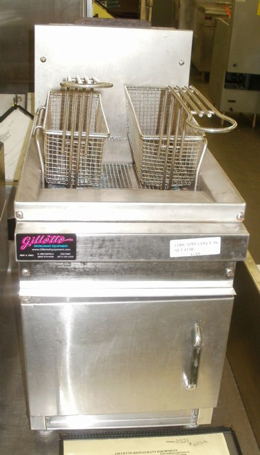 CECILWARE COUNTER TOP FRYER