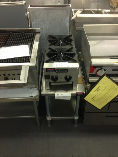 CONNERTON CHP212 (2) BURNER HOT PLATE