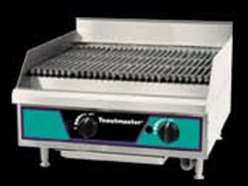 TOASTMASTER 36in RADIANT CHARBROILER