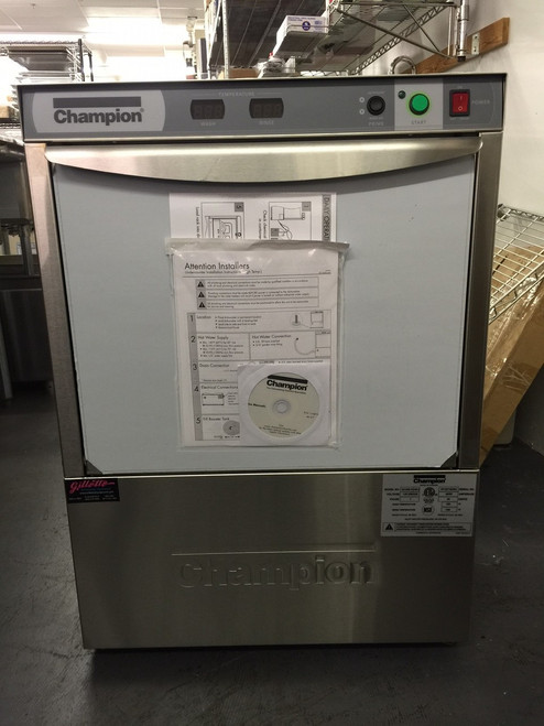 CHAMPION UNDERCOUNTER DISHWASHER