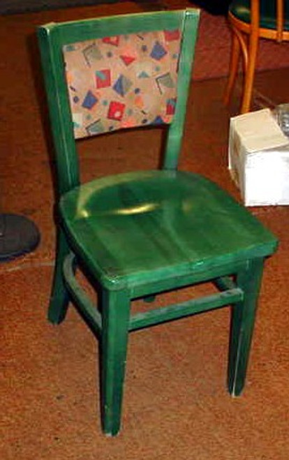 CAF CHAIR- ASSORTED COLORS