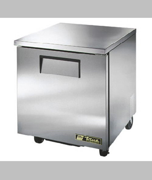 NEW TRUE TUC-27F UNDERCOUNTER FREEZER - CALL FOR PRICING